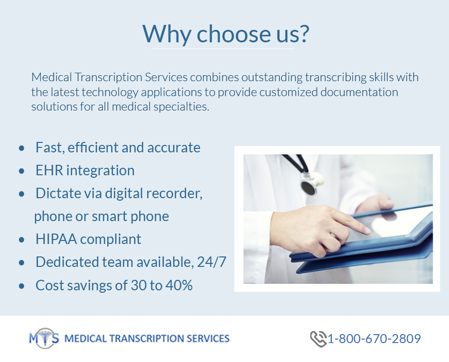 Why Choose MTS?