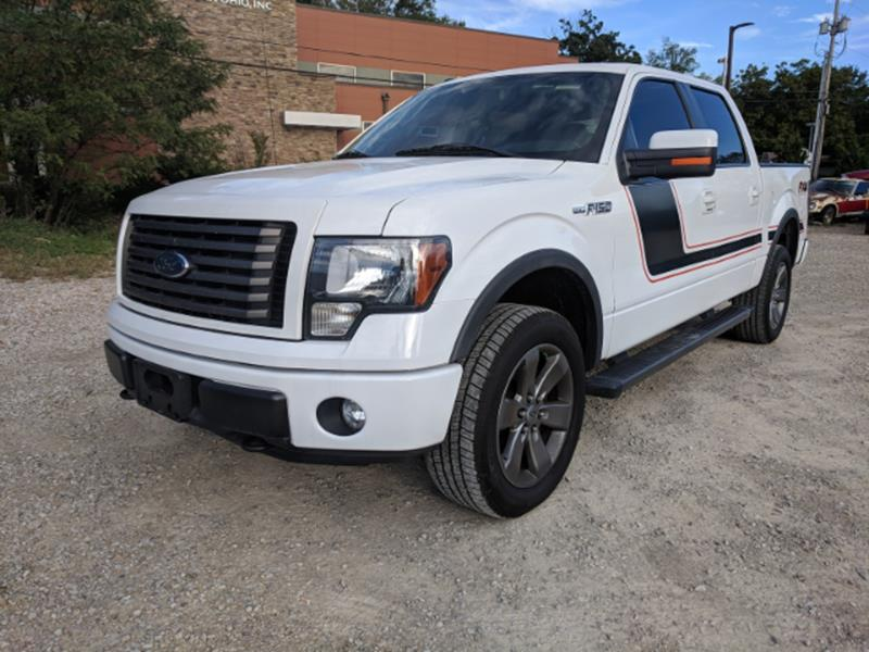 2012 Ford F-150 - FX4 XLT For Sale A