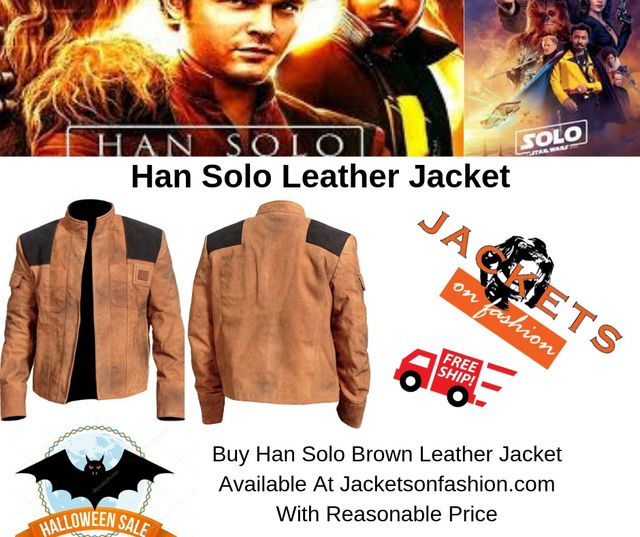 Han Solo Star War Jacket
