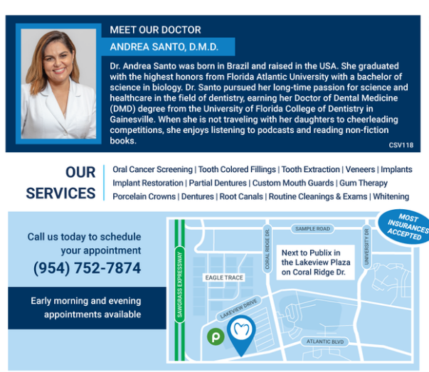 Coral Springs Dental Center – Lakeview Dental Care