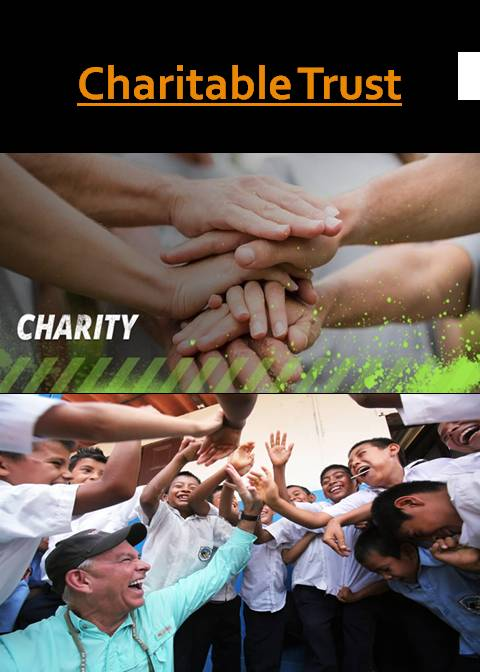 Charitable Trust like ccopac works for the increment of the humanity, donate today