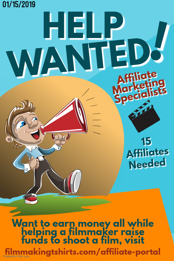 Affiliate Marketing Specialist