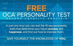 PERSONALITY AND IQ TESTING