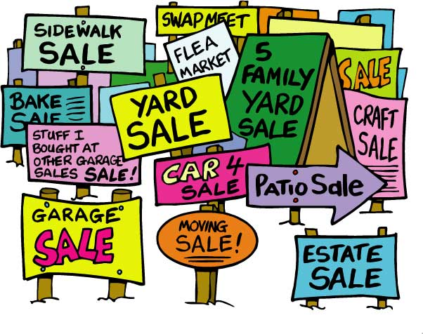Moving & Garage Sale Saturday and Sunday 1/26 & 1/27 8 am to 12 pm