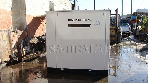 1998 INGERSOLL RAND SSR-HP100 ROTARY SCREW AIR COMPRESSOR