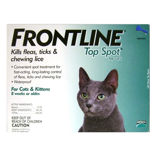Frontline Plus for Cats- Buy 4+ Get 4 Free Doses
