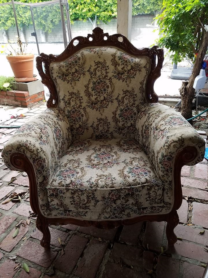 Luxury European Style Fabric Couch/sofa Set