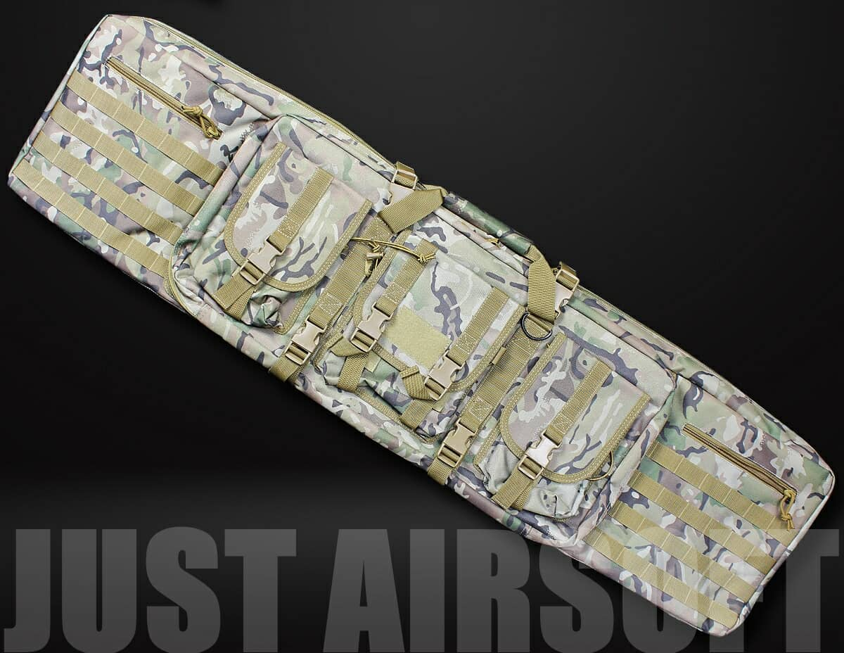 Buy Best Airsoft Gun Bags At Just Airsoft Guns