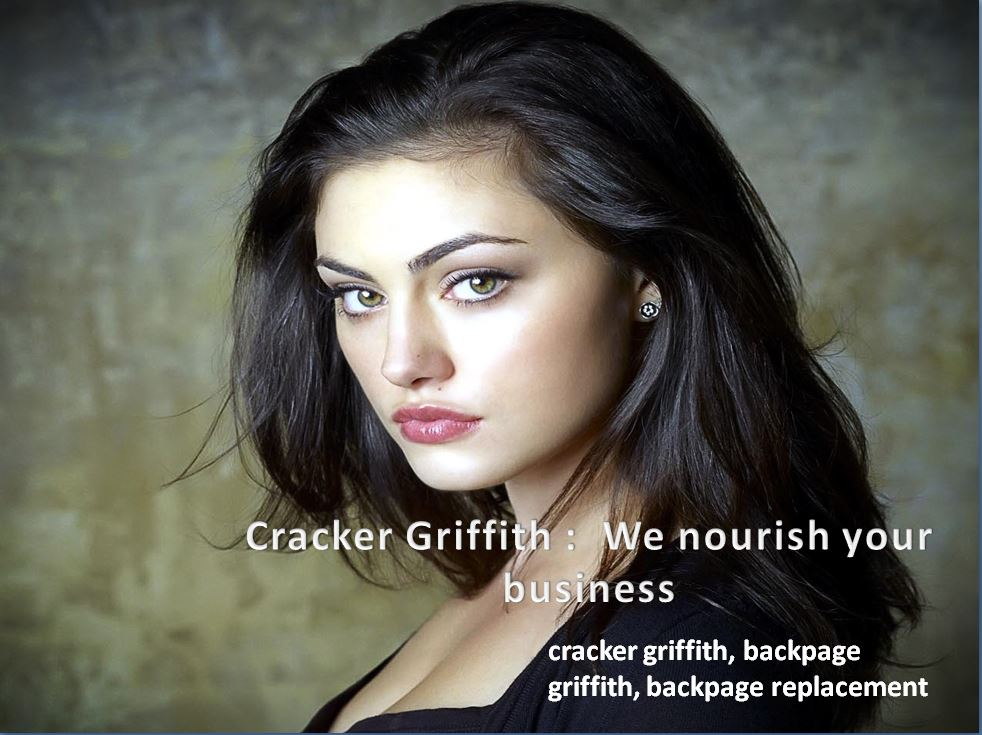 Cracker Griffith :  We nourish your business