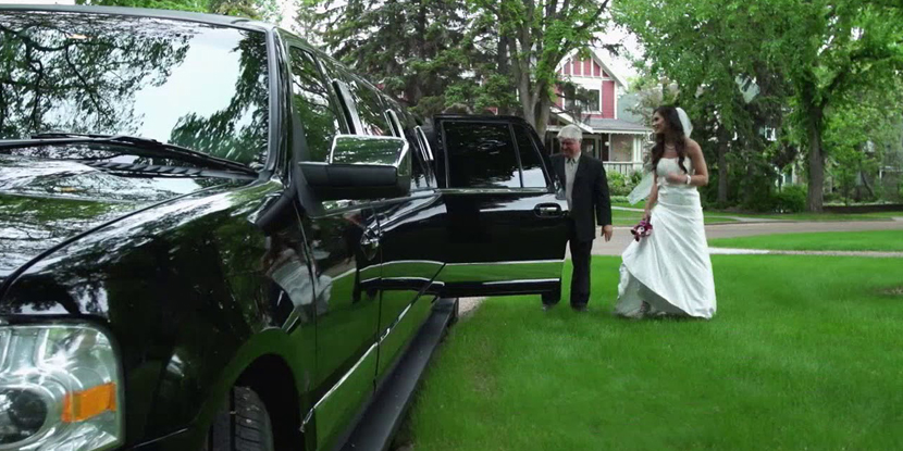 Affordable Wedding Limo Rental