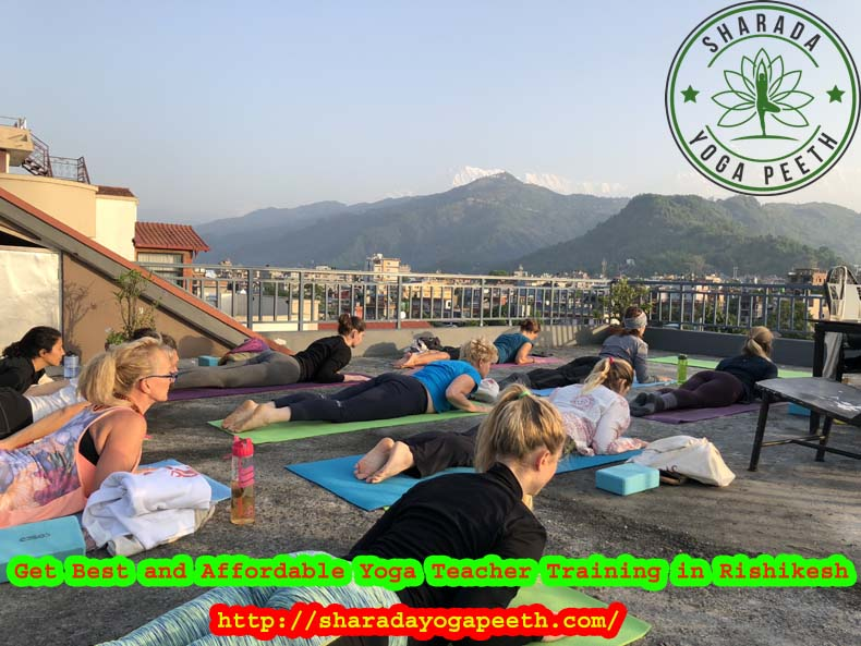 Get Best and Affordable Yoga Teacher Training in Rishikesh