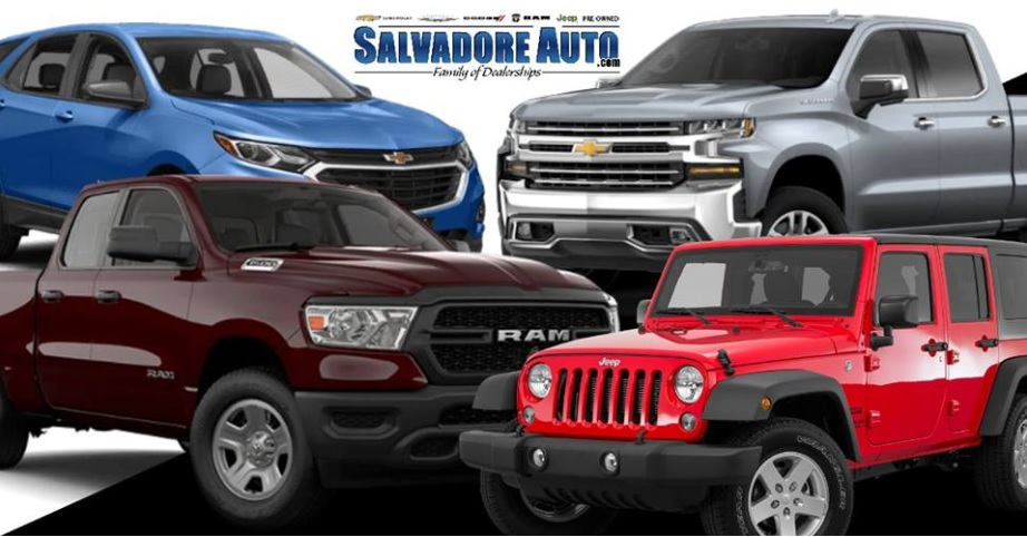 Salvadore Chevy