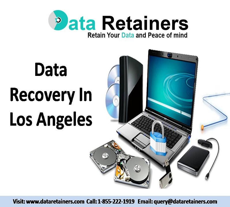 NDF, MDF Damaged? Data Recovery In Los Angeles