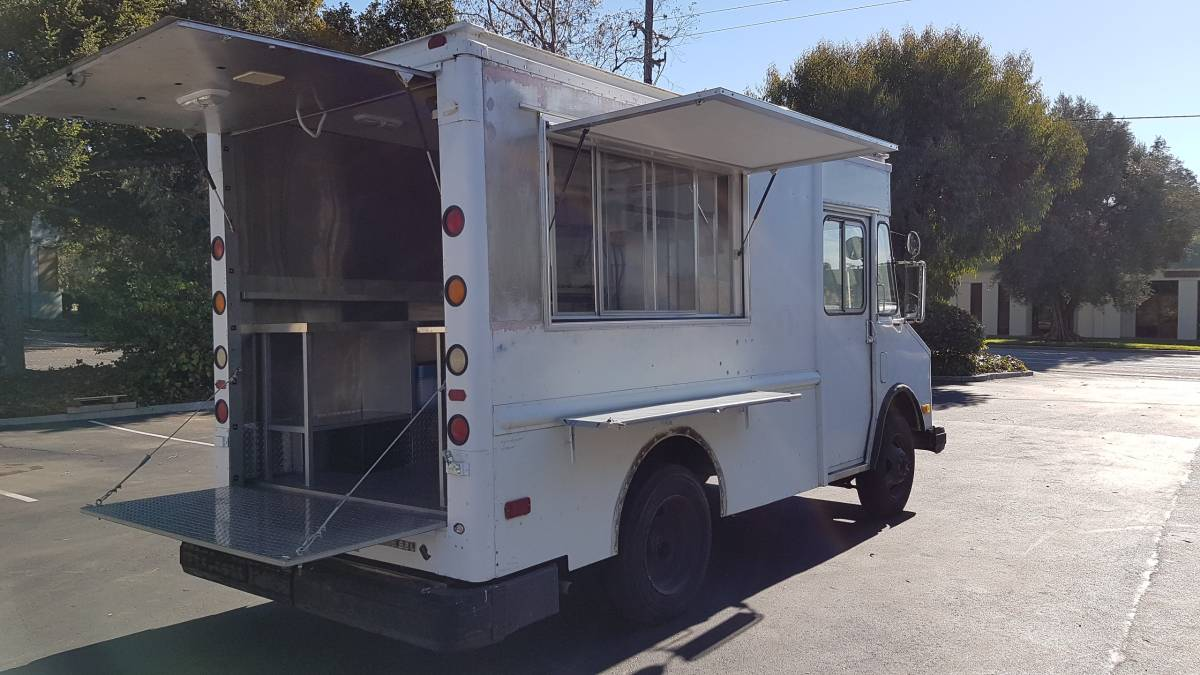Your future food truck (price drop)
