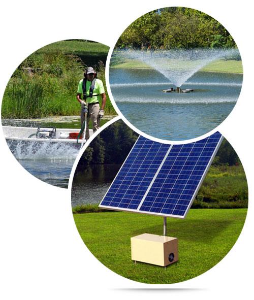 Windmill Pond and lake Aerators supplies -SEE fULL catalog