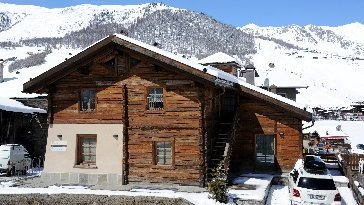Ski apartments rentals Livigno