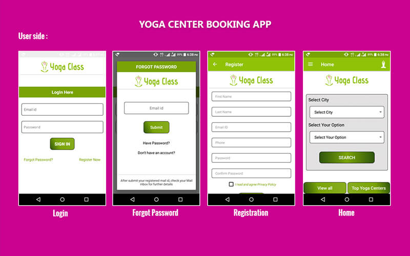 Yoga Fitness App for Android | Daily Yoga App Android