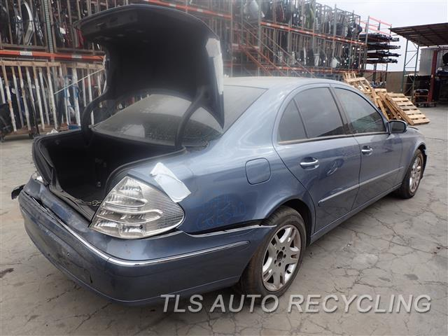 Used Parts for Mercedes-Benz E320 - 2006 - 901.MB1L06 - Stock# 7477YL