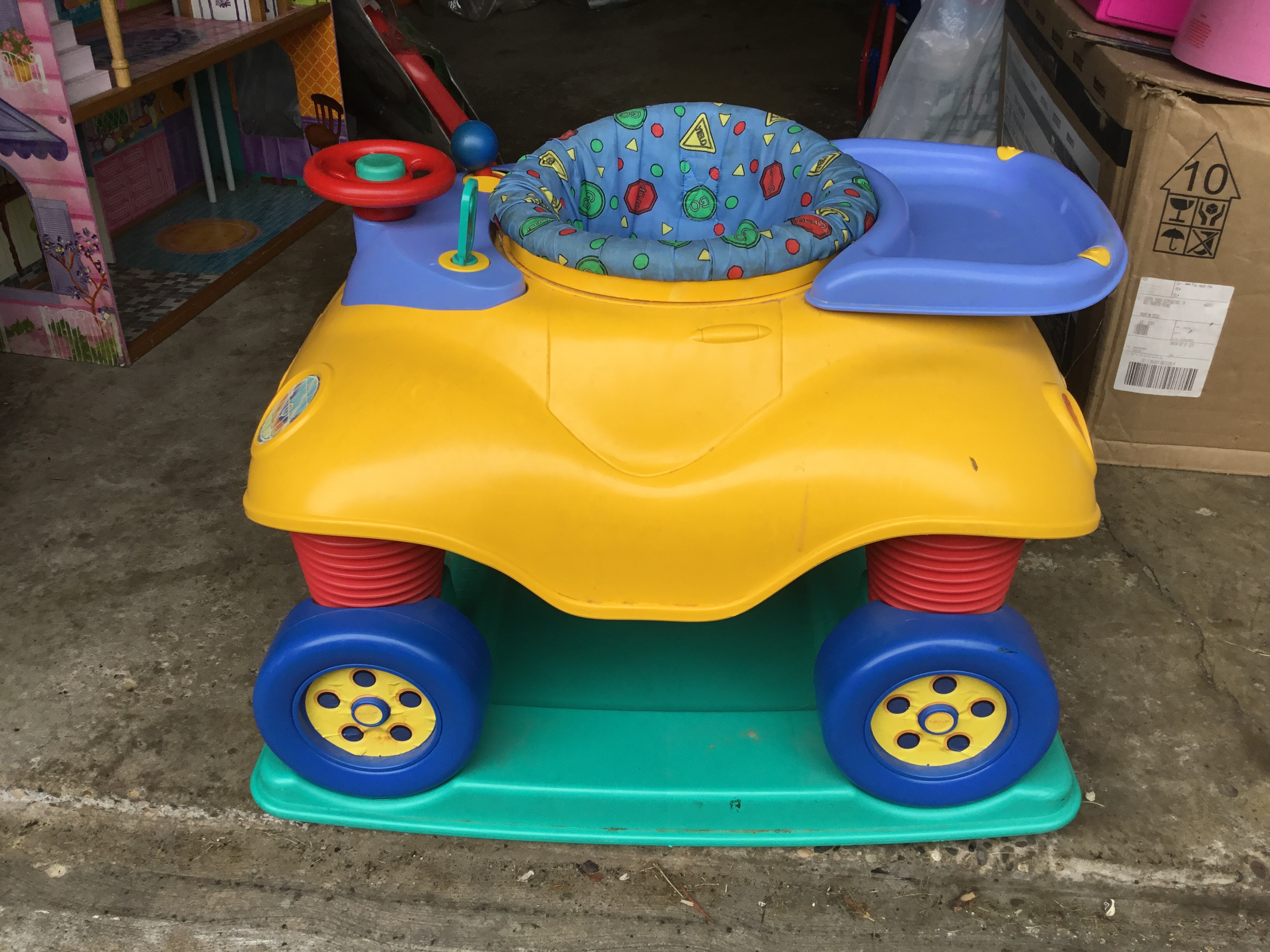 Baby Car Bouncer for Sale by Safety 1st