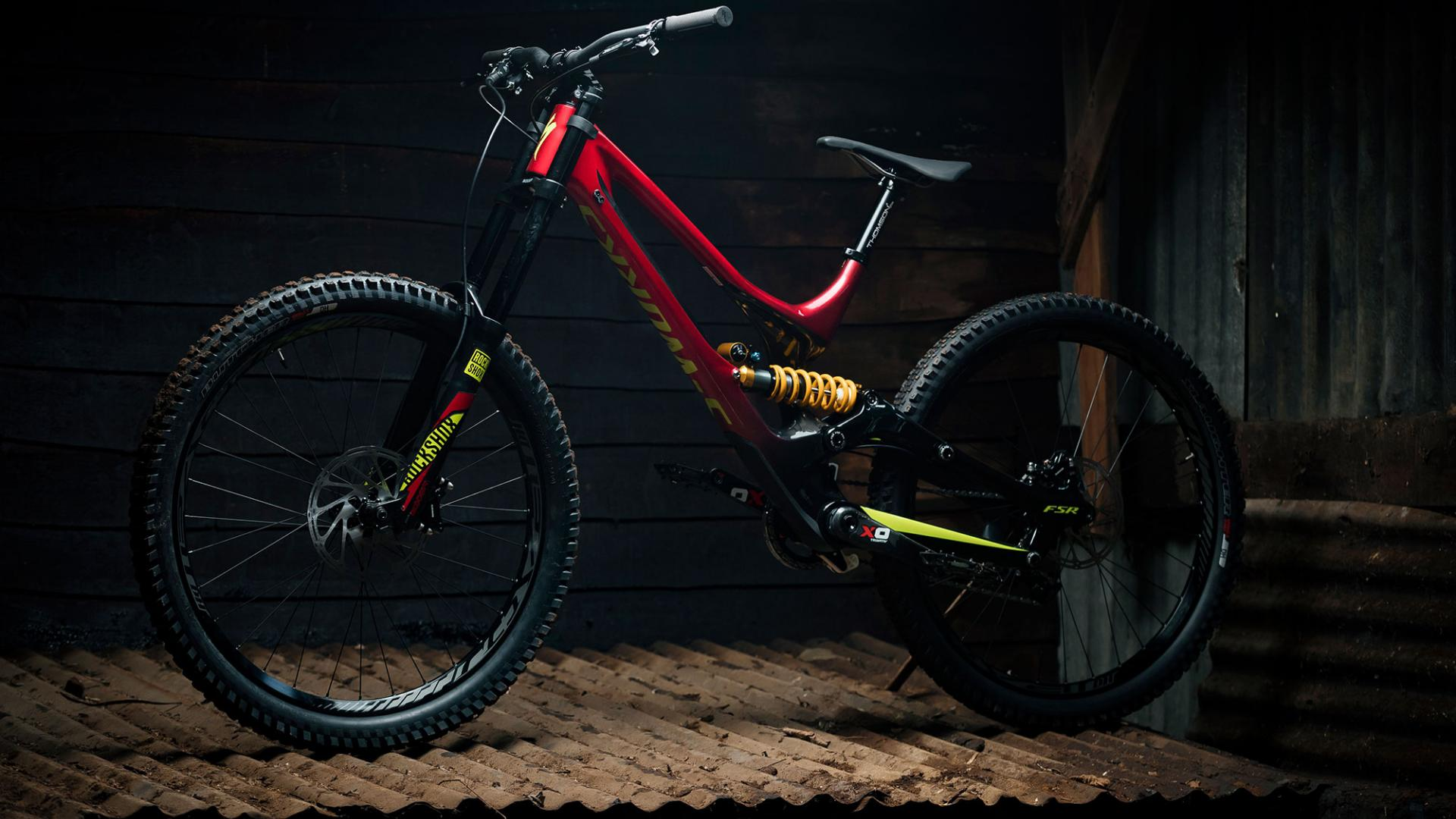 2018 Specialized Men's Epic Pro