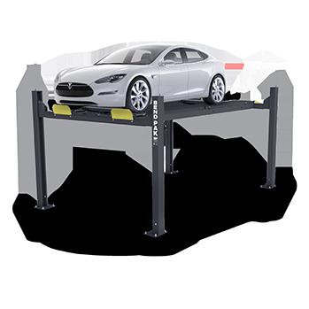 4 Post Car & Vehicle Storage Lift Accessories