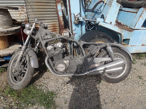 HONDA 1982 CB750K4 747CC MOTORCYCLE PARTS