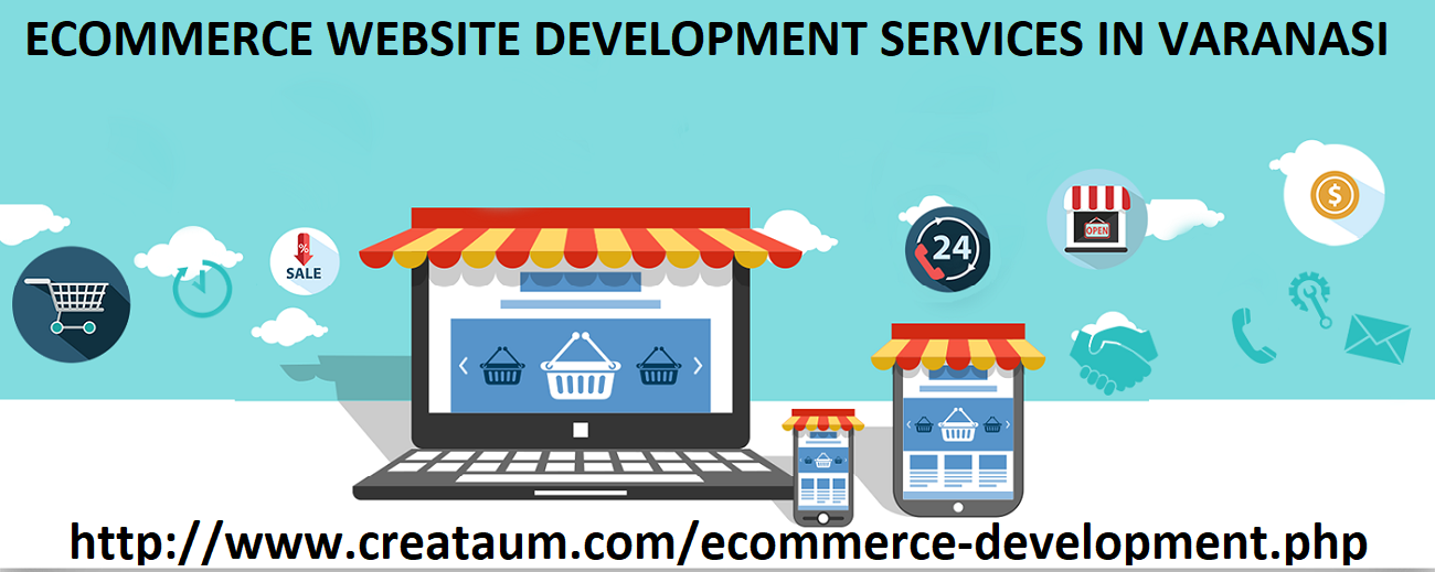 Ecommerce Website Software Development Company in Varanasi