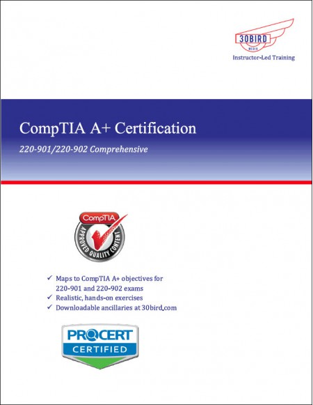 CompTIA Online Security Training Courses - 30 Bird Media