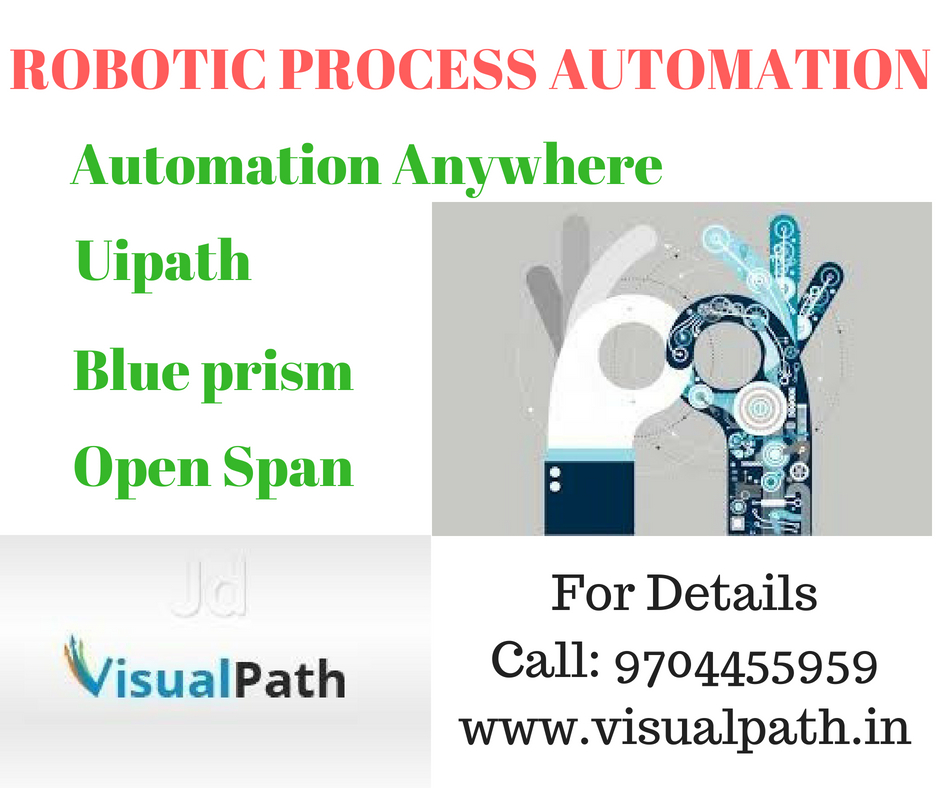 Automation Anywhere Certification Training in Hyderabad