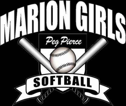 Peg Pierce Marion Girls Softball