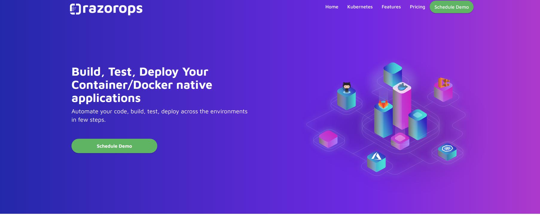 The Devops Platform