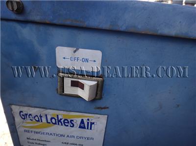 REFRIGERATION AIR DRYER GRF-100A-116