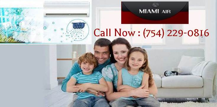 Lessen Humidity from AC Repair Miami