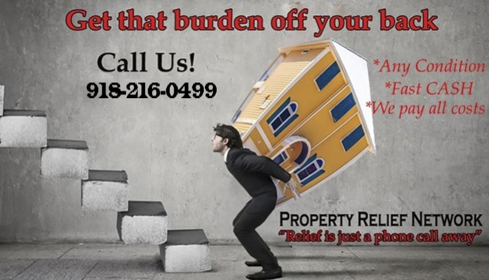Sell your Property NOW! Hassle Free.. No Closing Cost.. No Real Estate Commissions to Pay.