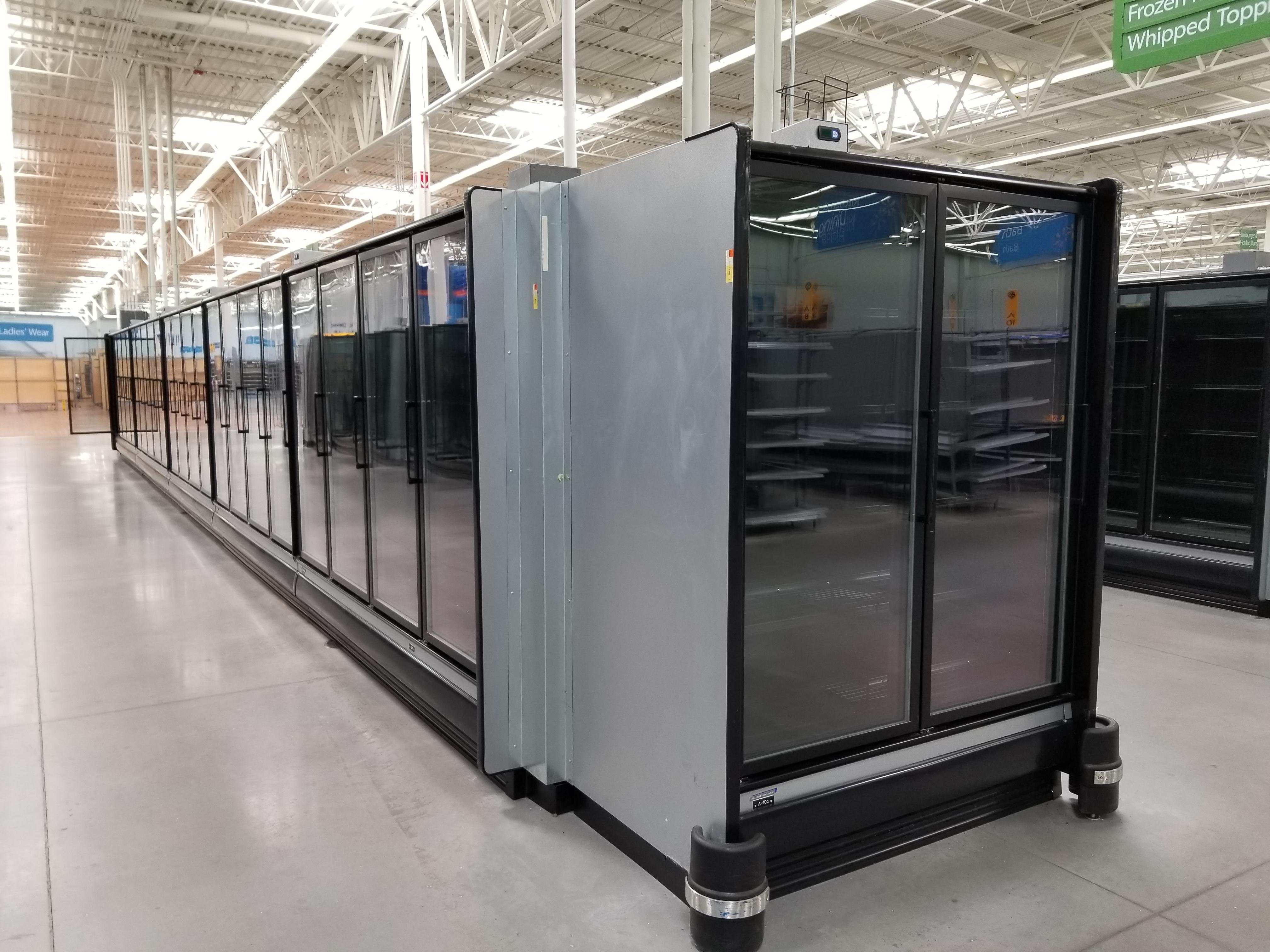 Walmart Store Equipment Liquidation Sale