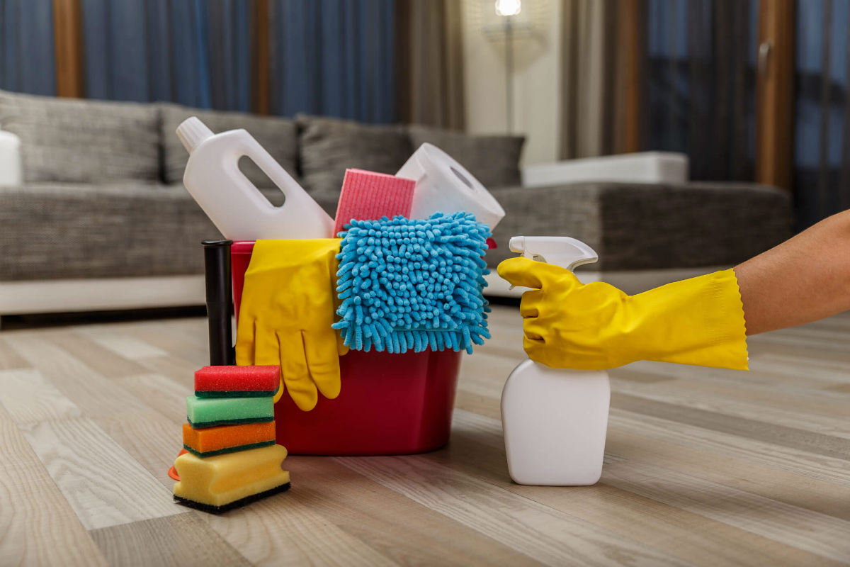 Domi-Q Home Cleaning Services