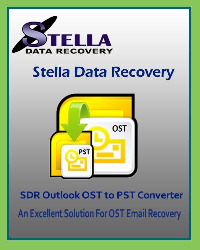 Microsoft Exchange OST to PST Converter