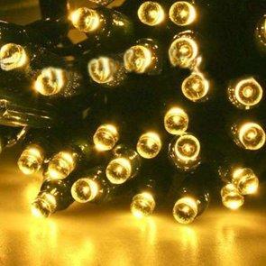 Christmas solar decorations, solar fairy lights outdoor, solar garden decorations