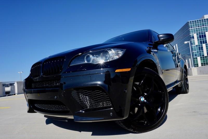 2012 BMW X6 M AWD 4dr SUV