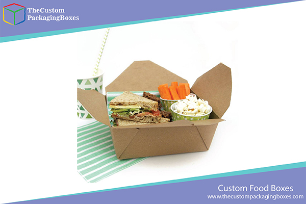 Unique and best custom food boxes