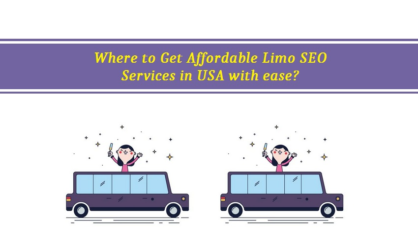 Where to Get Affordable Limo SEO Services in USA with ease?