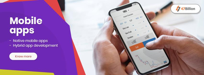 Opt 47Billion for Mobile App Development Services