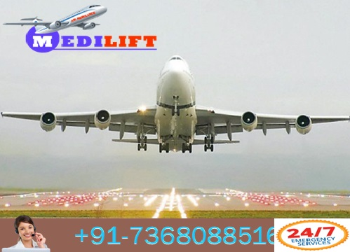 Get Trusted and Secure Air Ambulance Service in Patna