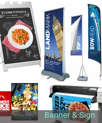 Banner Sign Printing in San Diego
