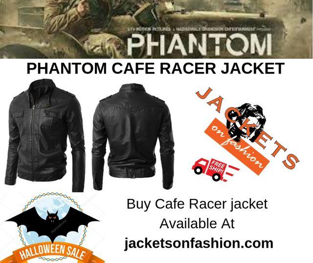 PHANTOM CAFE RACER JACKET