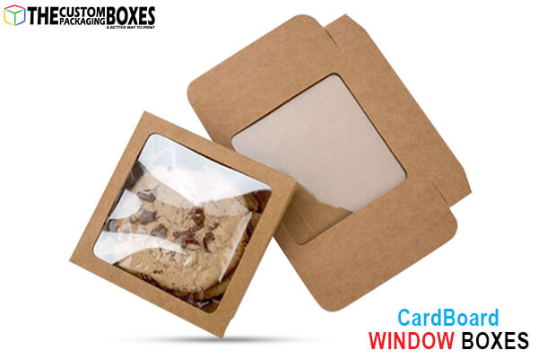 Buy Window boxes to bring appeal in your packaging style