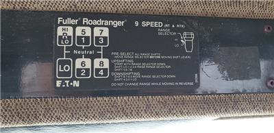 1987 FREIGHTLINER FLC ROLL OFF TRUCK