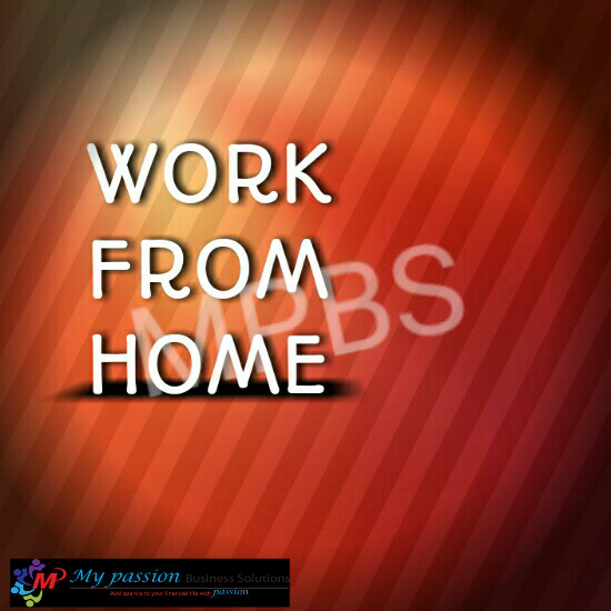 work from home simple copy&paste work online Govt Regd Company