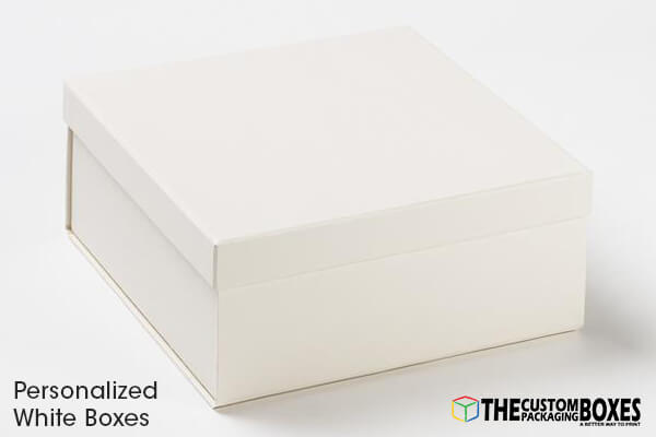 White Boxes: a simple but graceful way of product packing