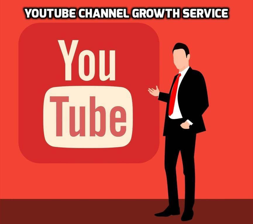 YouTube Channel Growth Service - Buy Real YouTube Subscribes